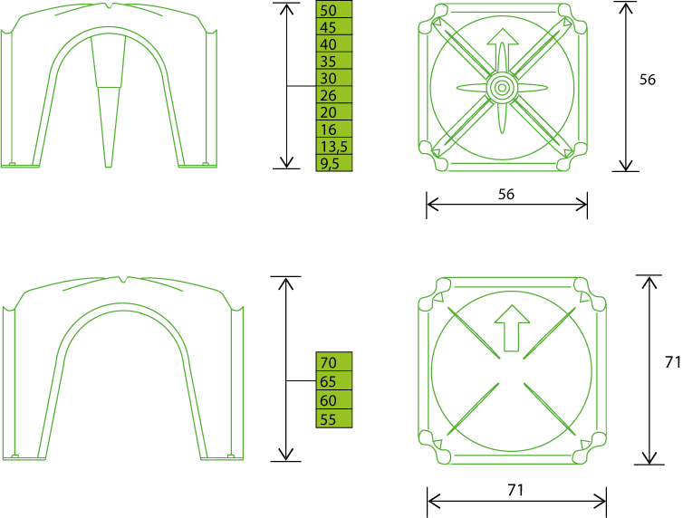 Cupolex for Igloo edilizia prezzi
